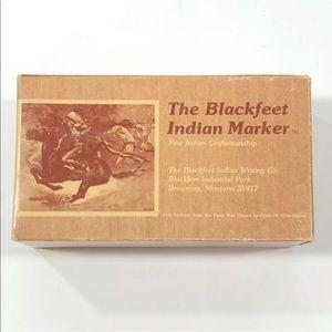 The Blackfeet Indian Writing Co.